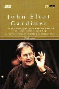 """DVD Probe von Gardiner zur Bach-Kantate: """"Christen ätzet diesen Tag"""""""