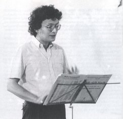René Jacobs, ehemaliger Altus Countertenor