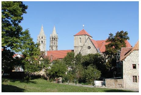 Bachkirche in Arnstadt Thüringen