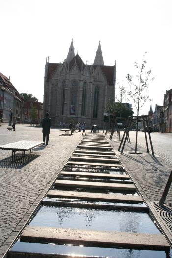 Divi Blasii Kirche in Mühlhausen (Thüringen)