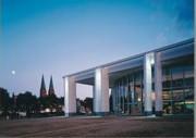 Lübeck - Kongresshalle