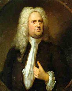 Georg Friedrich Händel (1685 - 1759)