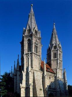 Bachkirche Divi Blasil in Mühlhausen / Thüringen