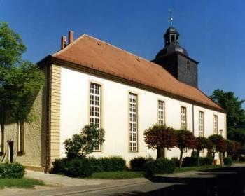 Ev. Trinitatiskirche in Ohrdruf-Thüringen