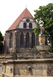J.S. Bach-Kirche in Arnstadt
