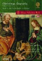 Gardiner - DVD Weihnachtsoratorium, BWV 248, Teil 1-6 aus der Herderkirche Weimar von Dezember 1999