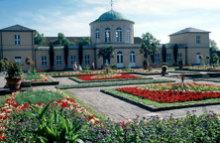 Schloss Herrenhausen Berggarten