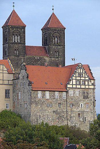 """Unesco Weltkulturerbe """"Quendlinburg mit Schlossberg und Domschatz"""""""