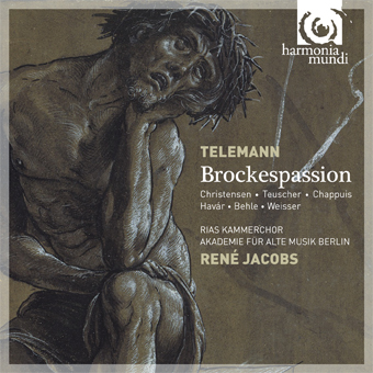 Cover: Brockes Passion von Telemann
