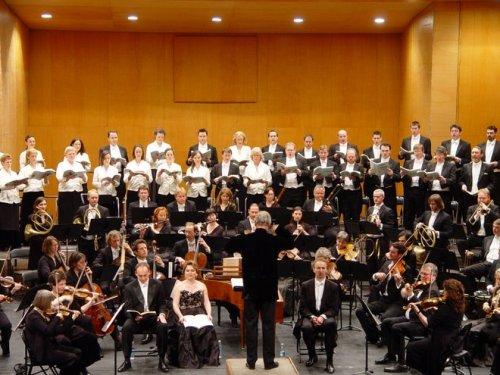 J.E. Gardiner und The English Baroque Soloists und Monteverdi Choir