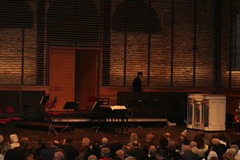 Konzertsaal - Bachsaal Köthen