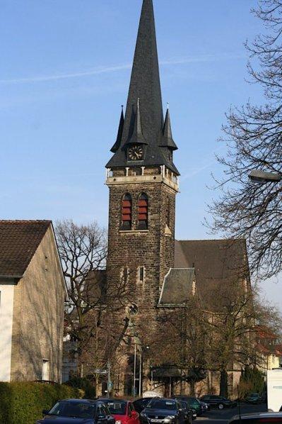 Foto: Herrenhäuser Kirche in Hannover-Herrenhausen