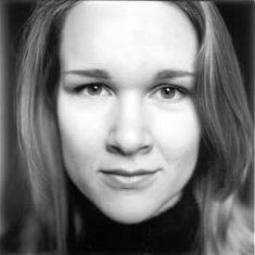 Englische Sopranistin Joanne Lunn
