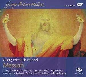 """Cover: G.F. Händel """"Der Messias"""""""