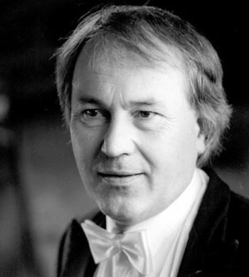 Dirigent Frieder Bernius