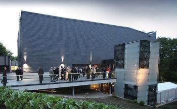 Foto Saniertes Konzerthaus HfM Detmold