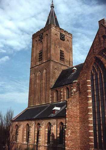 Grote Kerk Naarden-Holland