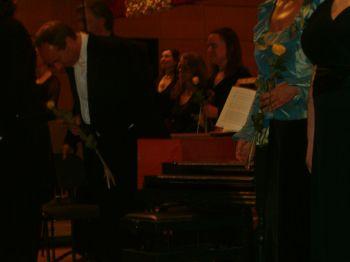 James Gilchrist; Tenor in der Händelhalle
