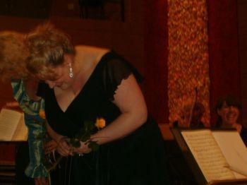 Sopranistin Lisa