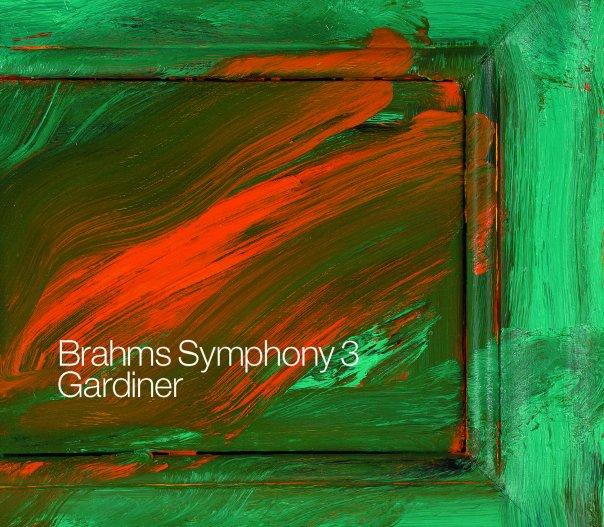 Cover SDG Brahms 3 Neuveröffentlichung in 09/2009