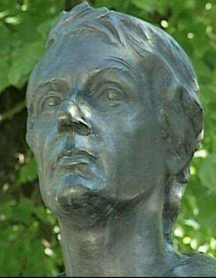 Bachdenkmal in Arnstadt / Thüringen