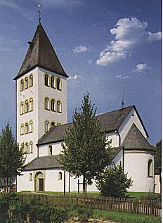 St. Andreaskirche in Ostönnen-Soest