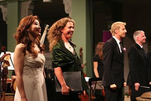 Gesangs-Solisten und Leiter von Elbipolis Olof Boman