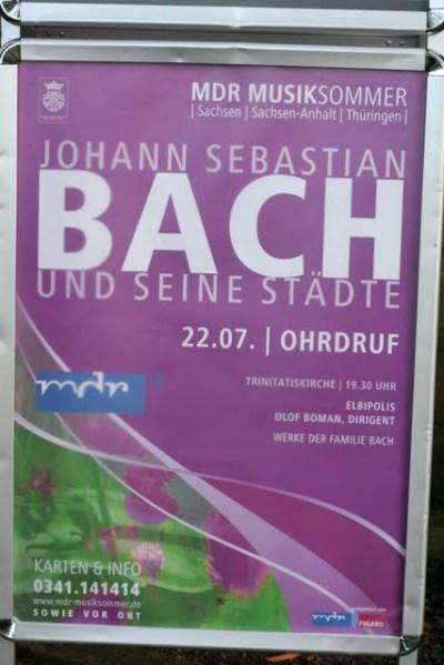 Flyer: Elbipolis in Ohrdruf-Thüringen