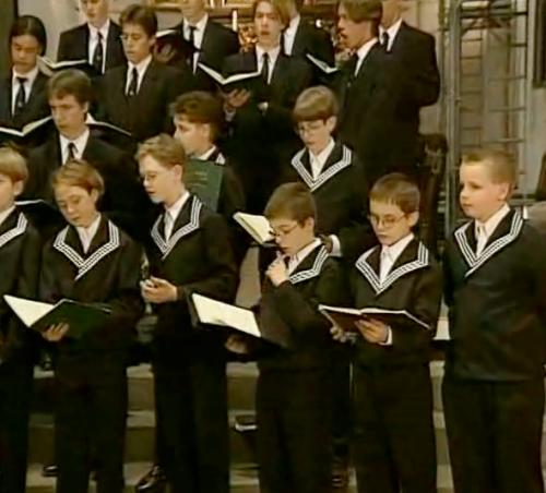 Thomaner Chor Leipzig