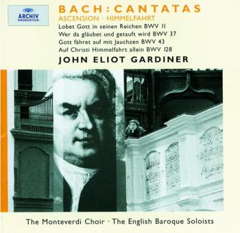 Cover DGG Gardiner u.a. BWV 37