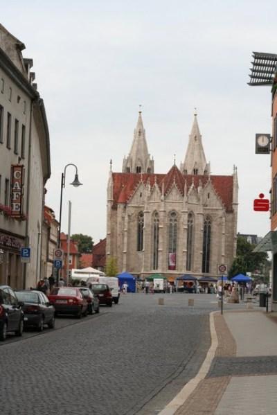 Divi Blasiikirche in Mühlausen
