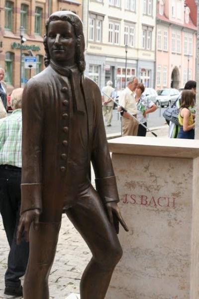Bach-Dankmal Mühlhausen