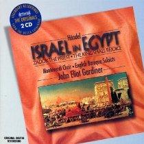 """Neuveröffentlichung: 2 CD's Händel-Gardiner """"Israel in Egypt"""""""