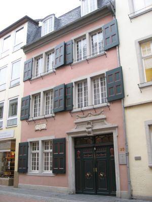 Beethovenhaus in Bonn