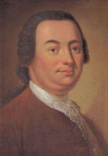Johann Christoph Friedrich Bach (Bückeburger Bach) 1732-1795