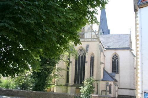 Aufführungsstätte St. Marien Kirche in Herford