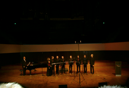 Calmus-Ensemble Jubiläumskonzert im Gewandhaus Leipzig