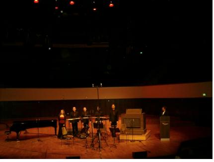 Calmus-Ensemble im Gewandhaus Leipzig