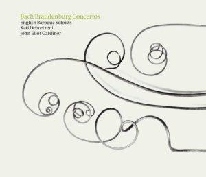 Cover SDG 707 Brandenburgische Konzerte