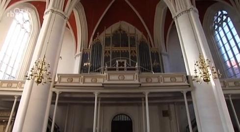 Stein des Anstoßes: Furtwängler&Hammer-Orgel im Dom Verden an der Aller
