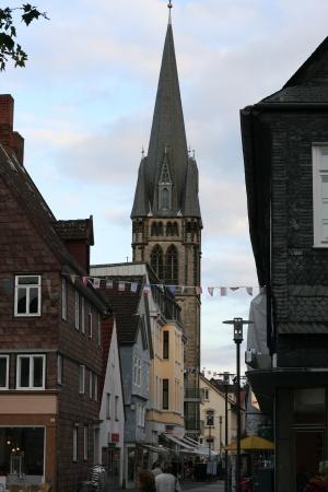 Martin-Luther-Kirche Detmold