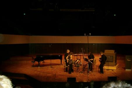 Raschèr Saxophone Quartett im Gewandhaus