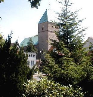 Ev. Peterskirche in Dornberg-Bielefeld