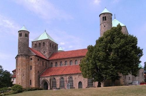 St.Michaelis-Kirche in Hildesheim