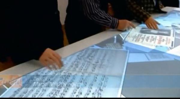 Visuelle Bach-Kompositionen im Bach-Museum