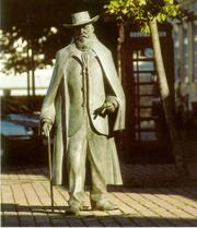 Wilhelm Busch-Denkmalin  Seesen