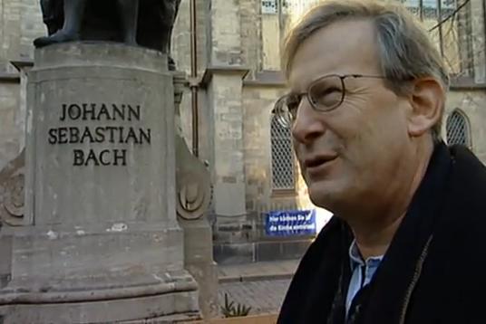 Gardiner Bach : Die zeit bericht über sir john eliot gardiner bach kantaten in