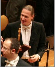 Prof. Michael Niesemann - Oboe - in der Philharmonie Berlin