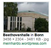 Beethovenhalle Bonn