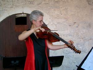 Anne Schumann, Violine
